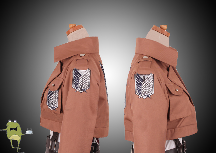 Attack on Titan Eren Jaeger Uniform Recon Corps