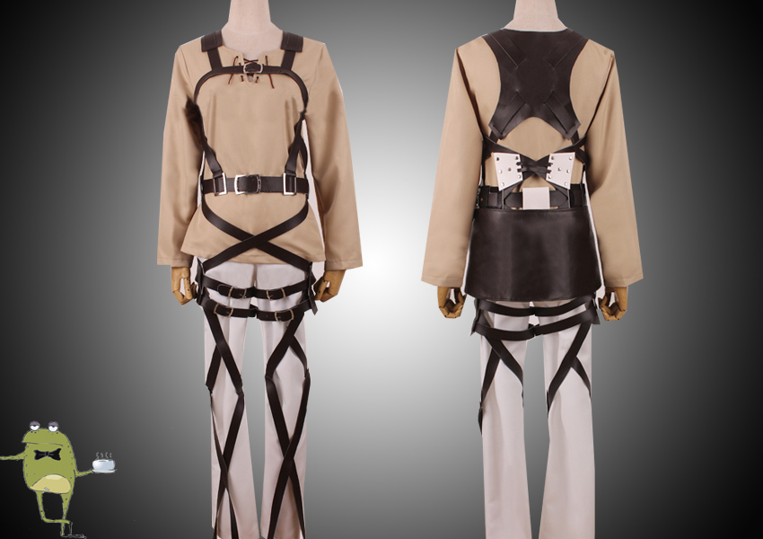 Attack on Titan Recon Corps Cosplay Costume Harness