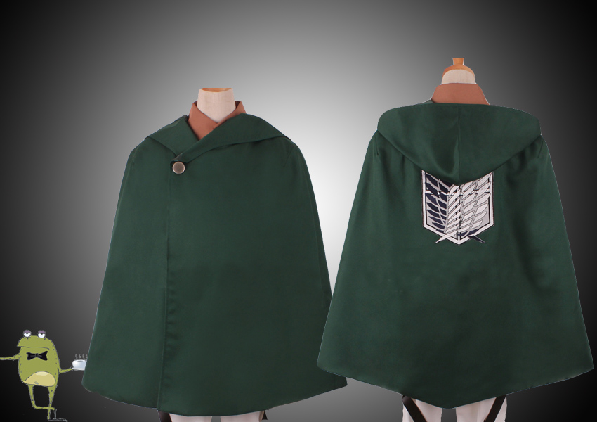 Recon Corps Scouting Legion Cloak