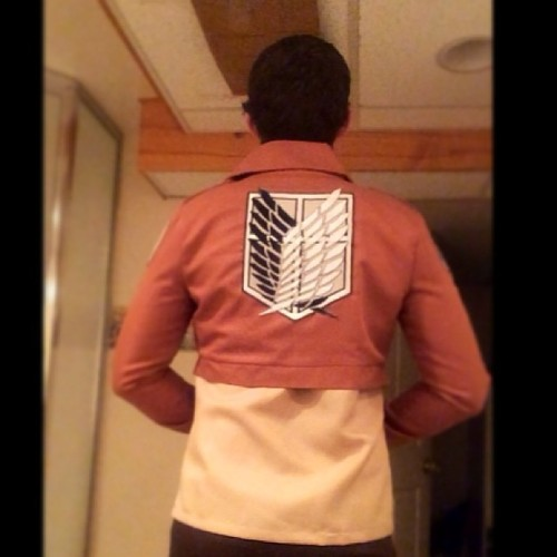 Shingeki no Kyojin Survey Corps Uniform